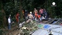 Βραζιλία: Τραγικό δυστύχημα με επιβατικό λεωφορείο