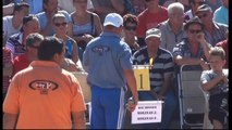 International à pétanque de la ville de Bourg-Saint-Andéol 2014 : demi-finale Puccinelli vs. Tyson Molinas
