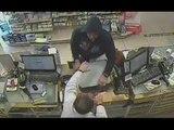 Ragusa - Rapina farmacia, arrestato dalla polizia (14.03.15)