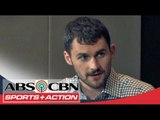 NBA superstar Kevin Love visits Manila