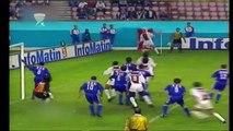 Paris Saint-Germain - SC Bastia (2-0) - Finale Coupe de la Ligue 1995 - Résumé