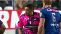 TOP14 - Paris - Grenoble: Essai Jonathan Danty (PAR) - J20 - Saison 2014/2015