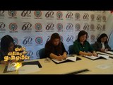 She's Dating the Gangster contract signing