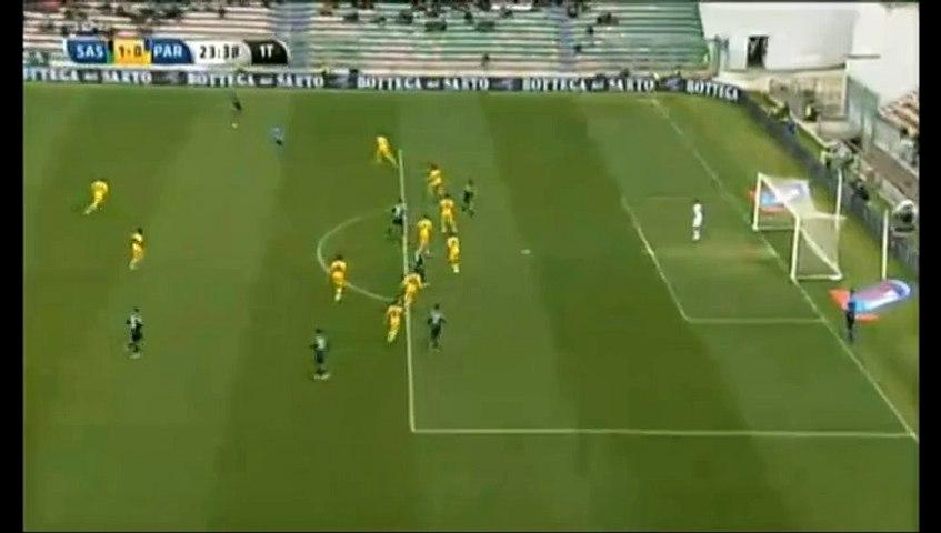 US Sassuolo-Parma 1-1 Gol Sansone Sky Sport HD