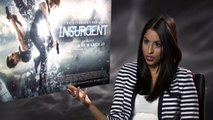 Theo James discusses Insurgent, tattoos and getting naked