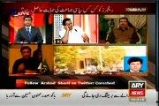 ARY Power Play Arshad Sharif with MQM Barrister Muhammad Ali Saif (14 March 2015)