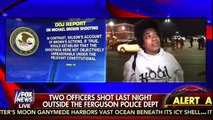 Hannity's Interview with Ferguson Protester Goes Off the Rails Fast
