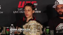 UFC 185- Post-fight Press Conference Highlights