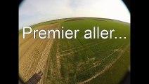 Premier vol FPV drône DJI F550