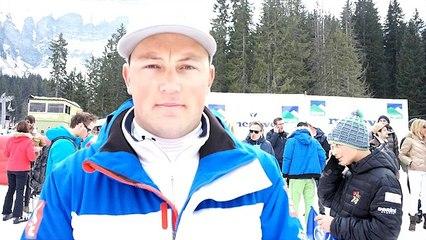 Interview de Ludovic Didier, Chef de l'Équipe de France de Ski de Bosses