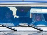 Kim Kardashian Kanye West On Drive-Thru At Taco Bell, Kim Posted North West Photos On Instagram 2015