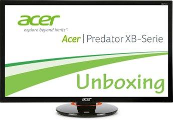 Unboxing Acer XB270H (G-Sync Edition) [DE   FullHD]