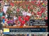 Venezuela: critica diputada a opositores por no defender la patria