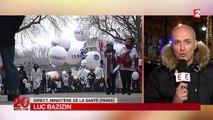 Loi santé : Marisol Touraine reçoit les syndicats de médecins