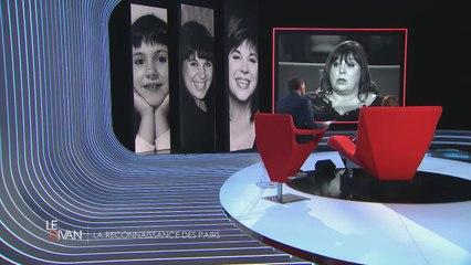 Michèle Bernier et les restos du coeur - Le Divan