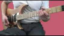 """Hotel California - Cette vidéo permet de travailler et d'apprendre à jouer le morceau """"Hotel California"""" des Eagles."""