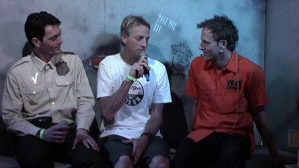 Vert Attack 9 - Interview with Tony Hawk