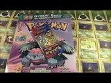 Ouverture de deux Boosters échantillons Pokemon XY français (the first one?)