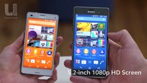 Sony Xperia Z3 and Sony Xperia Z3 Compact Review - uSwitch.com