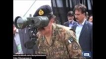 Pakistan Test-Fires Indigenous Drone Missile -