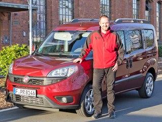 Testbericht: Fiat Doblo - Quadratisch, Praktischer, Günstig
