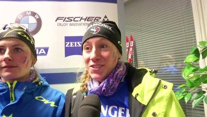 Interview d'Enora Latuillière, Médaillée d'Argent 2015 en Relais