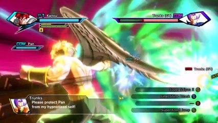 Dragon Ball Xenoverse [DLC #1] en Japonnais sous titré EN de
