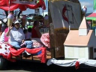 Bohemia Mining Days - Grand Miner's Parade (2013)
