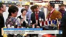 """Aproximativ 30 de producători de vinuri şi de băuturi tari din R. Moldova participă la cel mai mare târg """"ProWein"""", din Dusseldorf, Germania.  Participarea vinificatorilor din R. Moldova a fost organizată din fonduri oferite de SUA."""