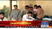 Police Thrash Samaa TV Reporter Very Badly