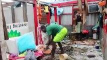 """Après le cyclone Pam, le Vanuatu doit """"tout recommencer"""" selon son président"""