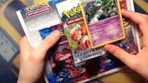 Ouverture Tripack Pokémon X et Y en français EPIC OUVERTURE