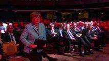 Merkel cultive ses amitiés chinoises au CeBIT de Hanovre