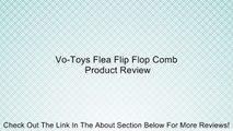 Vo-Toys Flea Flip Flop Comb Review