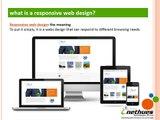 Responsive Web Design India, Outsource Web Design Agency