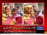 2 suspects tortured and burnt to death by protesters after Lahore Church blats