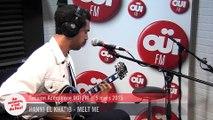 Hanni el Khatib - Melt me - Session Acoustique OÜI FM