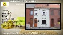 A vendre - Maison - Leers-Nord (7730) - 135m²