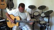 Improvisation guitare manouche par Fab Zeman