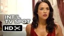 Furious 7 International TV SPOT - Fight (2015) - Michelle Rodriguez, Vin Diesel _HD