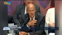 Patrick Kron répond aux attaques après son audition par la commission des affaires économiques de l'Assemblée nationale