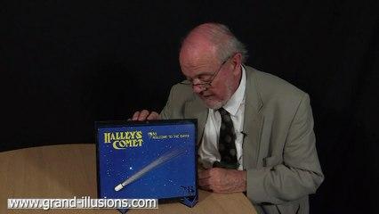 Fun Halleys Comet Card