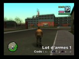 Grand Theft Auto : Vice City Stories - Codes GTA : Vice City Stories