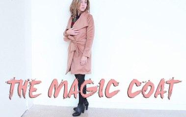 The Magic Coat | FETSQUINS