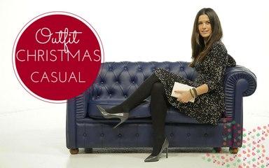 Outfit casual para Navidad | Blog LBD by María Gaviña
