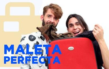 La maleta perfecta   ARTURO GIL Y ADRIÁN HUERTA