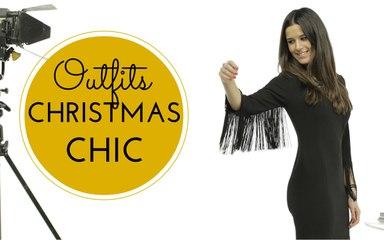 Outfit chic para Nochevieja | Blog LBD by María Gaviña