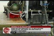 Nabiling refurbished UH-1D helicopters para sa PHL Air Force, kulang daw sa security features?