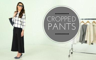 Cómo combinar pantalones tobilleros | Blog LBD by María Gaviña
