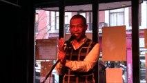 Droit de Passages aux poètes - Dix Heures de Poésie 2015